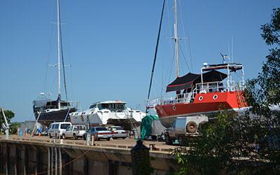 DBCYA Concrete Wharf