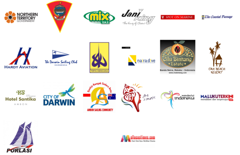 Spice Island Darwin Ambon Race sponsors and supporters